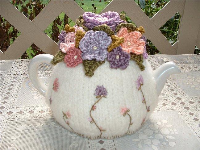Чехол грелка на чайник